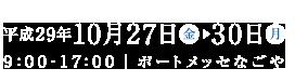 日本木工機械展2017ウッドエコテック